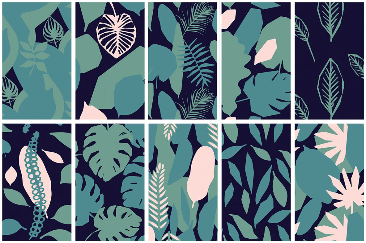 Jungle Patterns