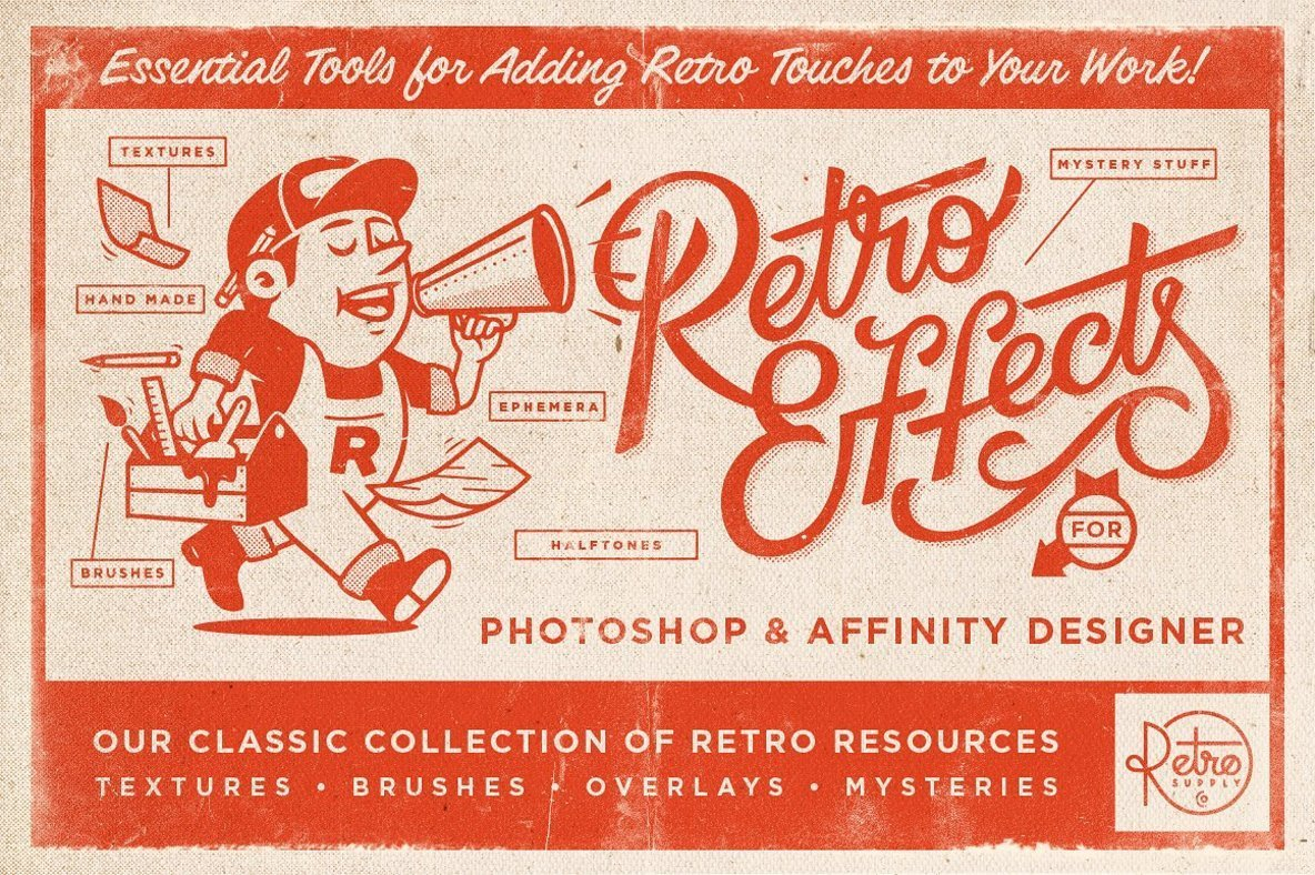 Retro Effects   Classic Collection Bundle