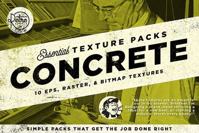 Concrete   Essential Texture Pack