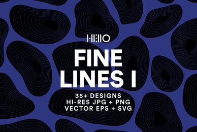 Fine Lines I