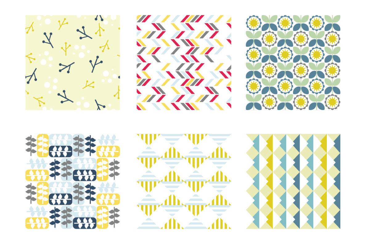 Scandinavian Patterns