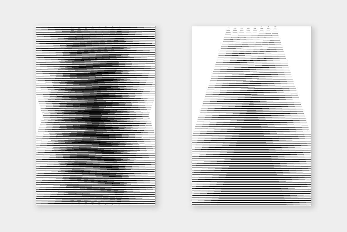 Fine Lines II