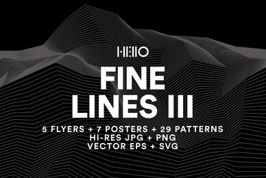 Fine Lines III