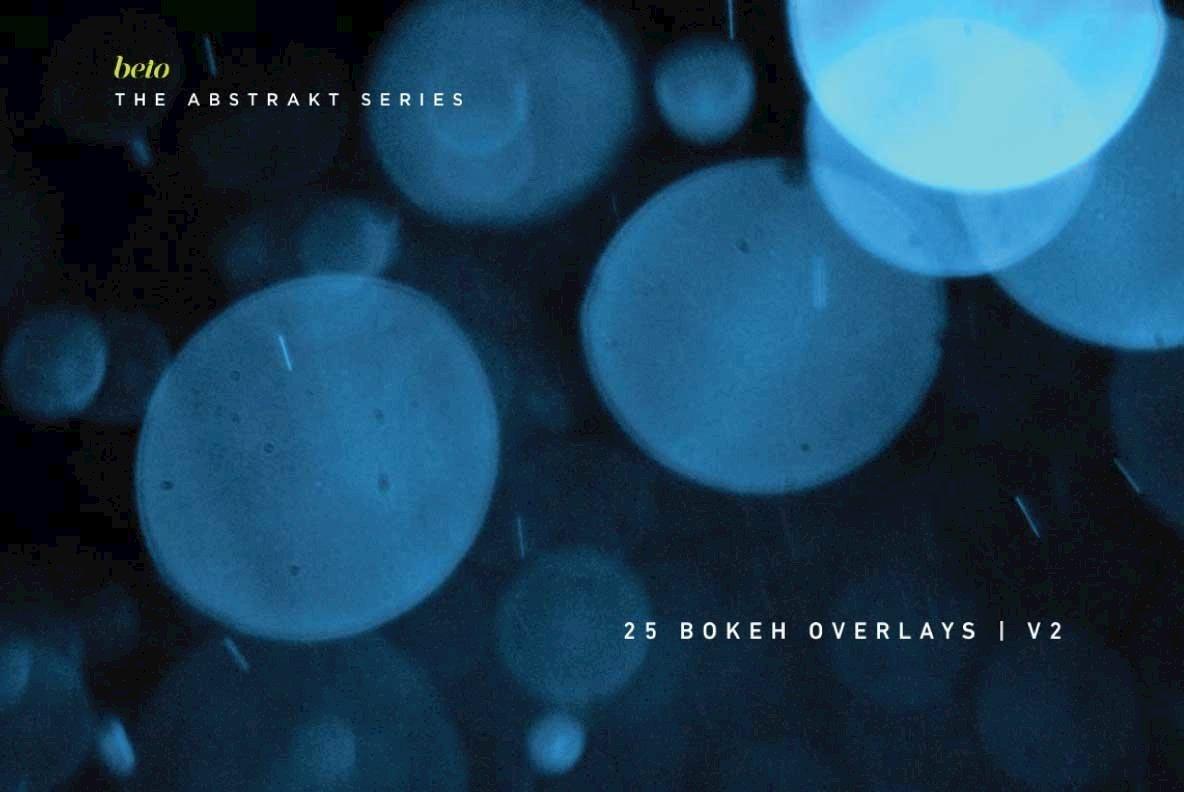 Bokeh Overlays 2