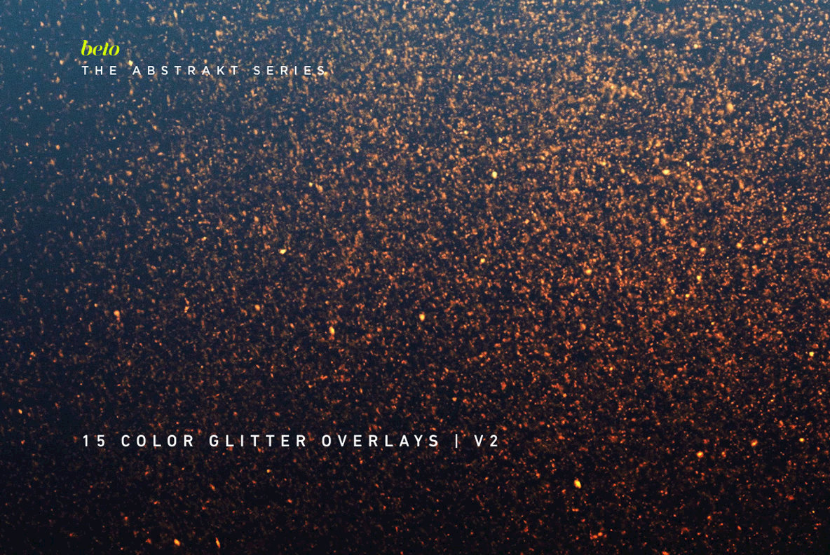 Color Glitter Overlays 2