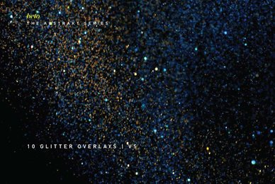 Glitter Overlays 5