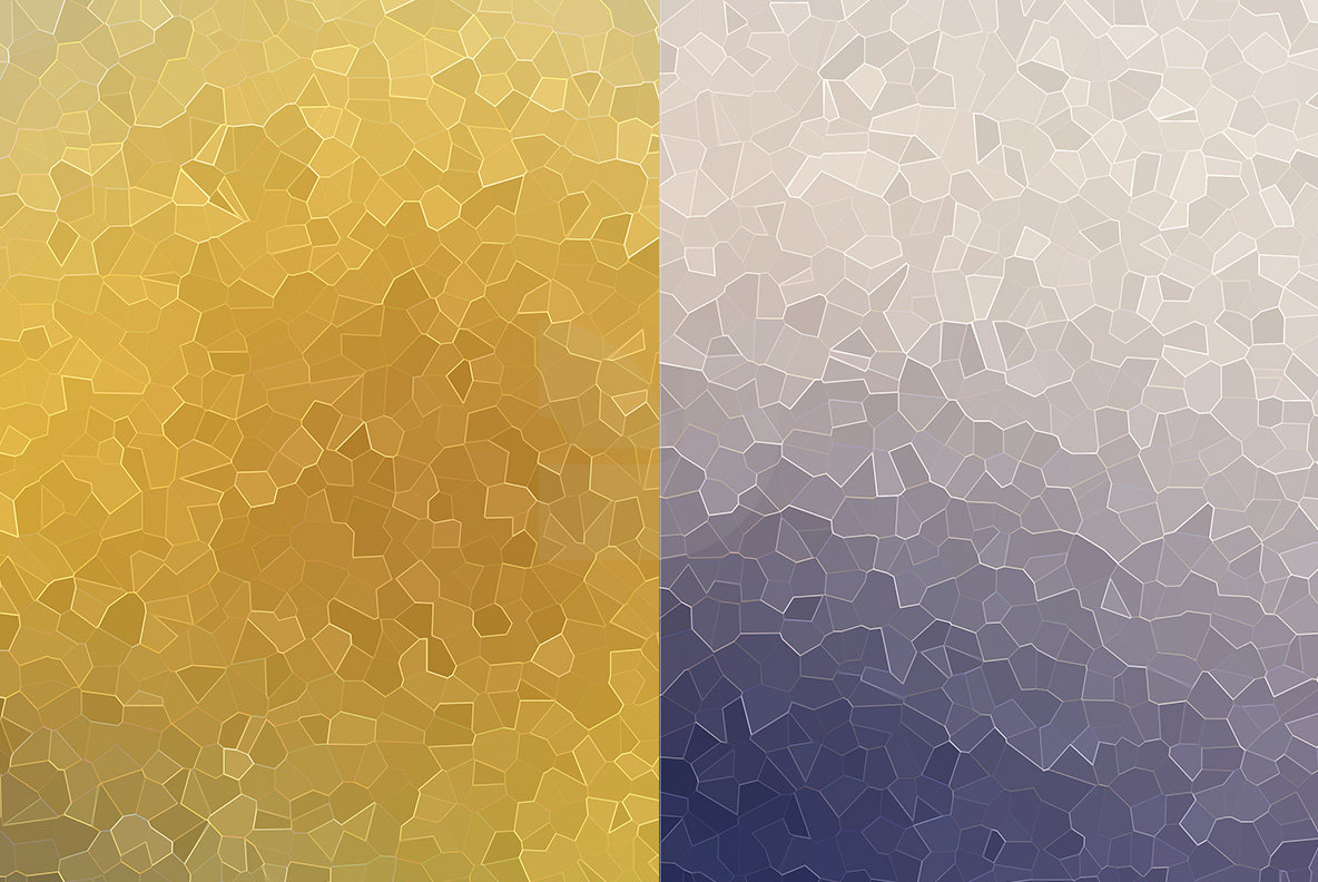 Mosaic Abstract Backgrounds 1