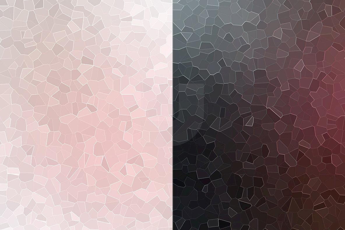 Mosaic Abstract Backgrounds 3