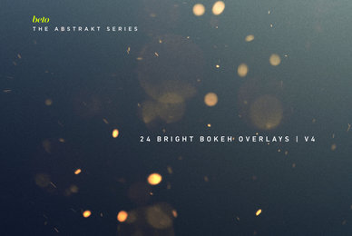 Bright Bokeh Overlays 4