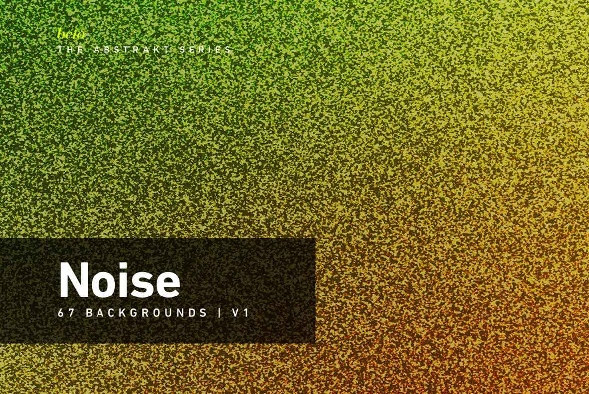 Noise Abstract Backgrounds 1