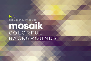 Mosaik Colorful Backgrounds 2