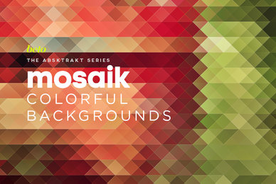 Mosaik Colorful Backgrounds 5