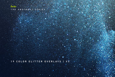 Color Glitter Overlays 3