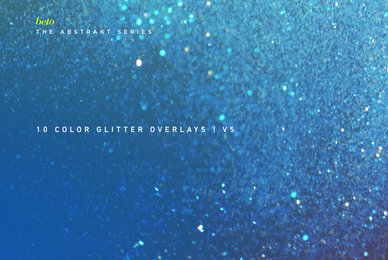 Color Glitter Overlays 5