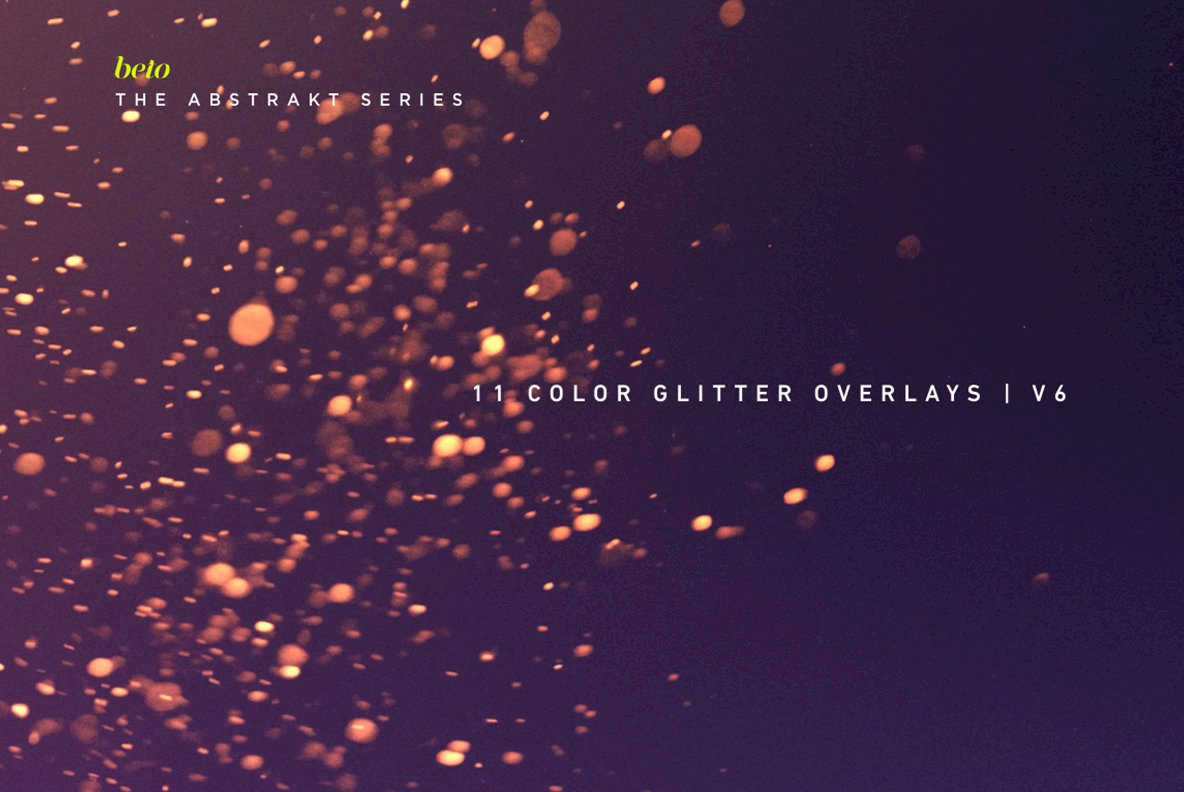 Color Glitter Overlays 6