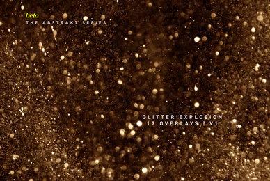 Glitter Explosion 1