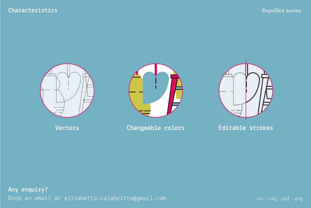 Supellex Series