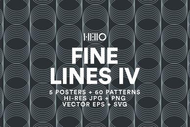Fine Lines IV