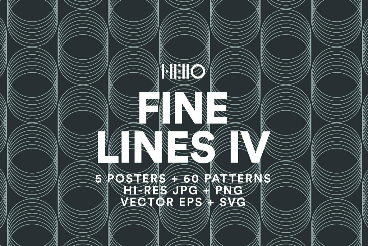 Fine Lines IV