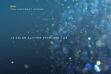 Color Glitter Overlays 8