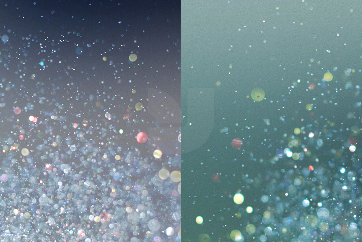 Color Glitter Overlays 8
