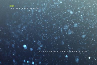Color Glitter Overlays 9