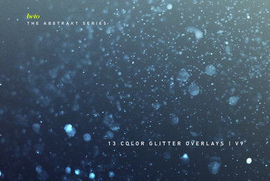 Color Glitter Overlays 9