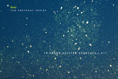 Color Glitter Overlays 11