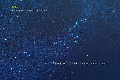 Color Glitter Overlays 12