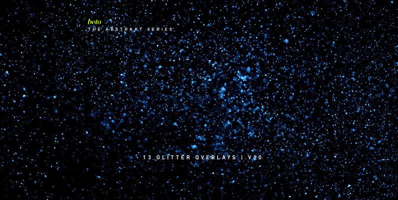 Glitter Overlays 10