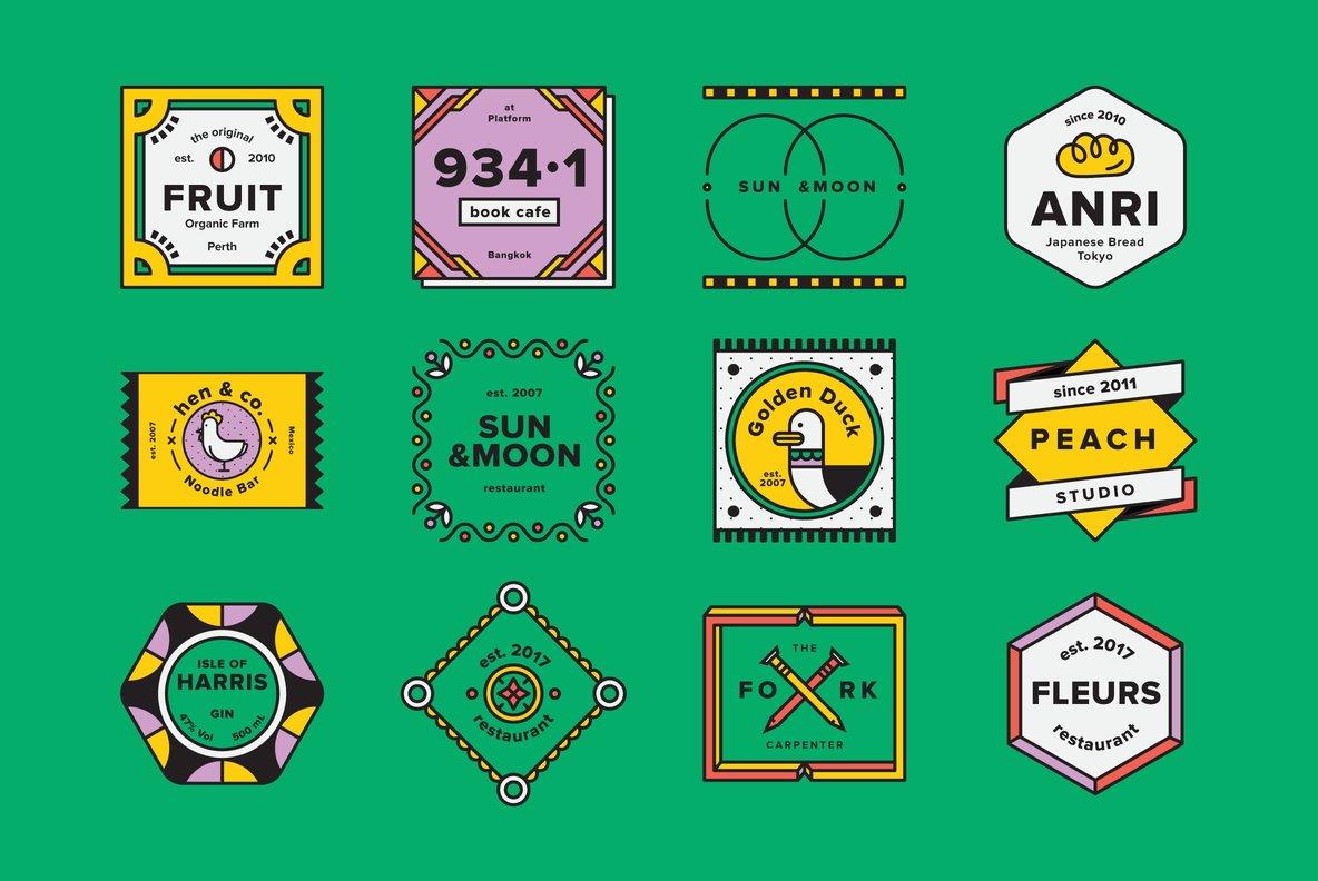 Logo Templates 01