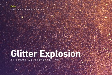 Colorful Glitter Explosion 8