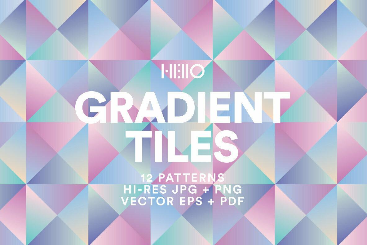 Gradient Tiles I