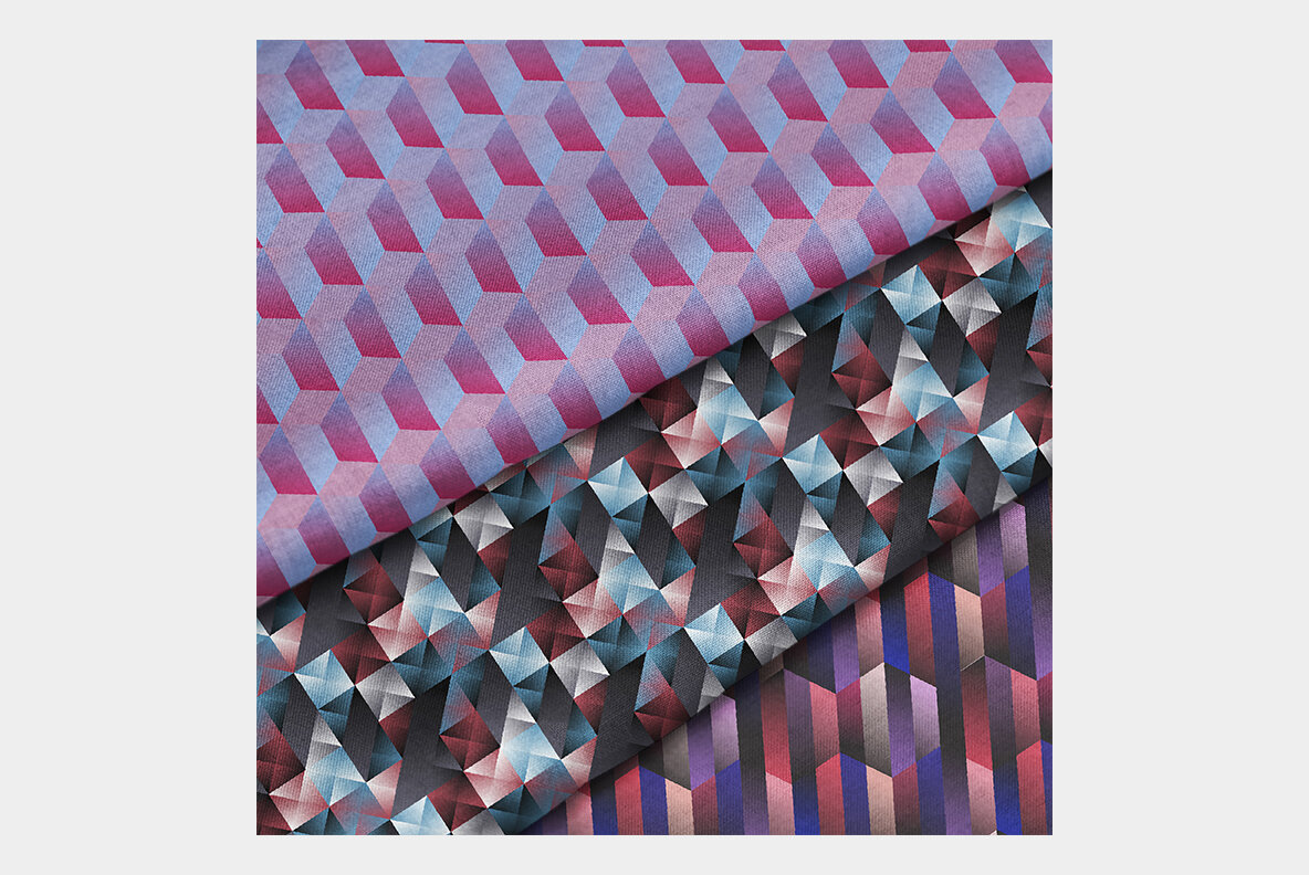 Gradient Tiles II