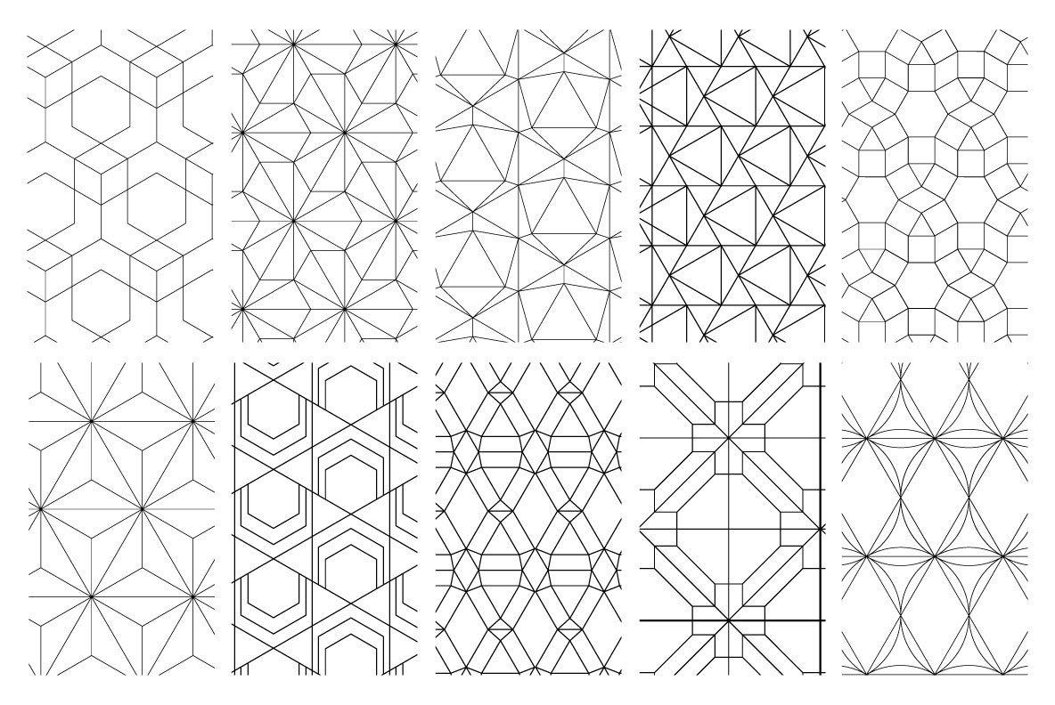 Line Patterns 2