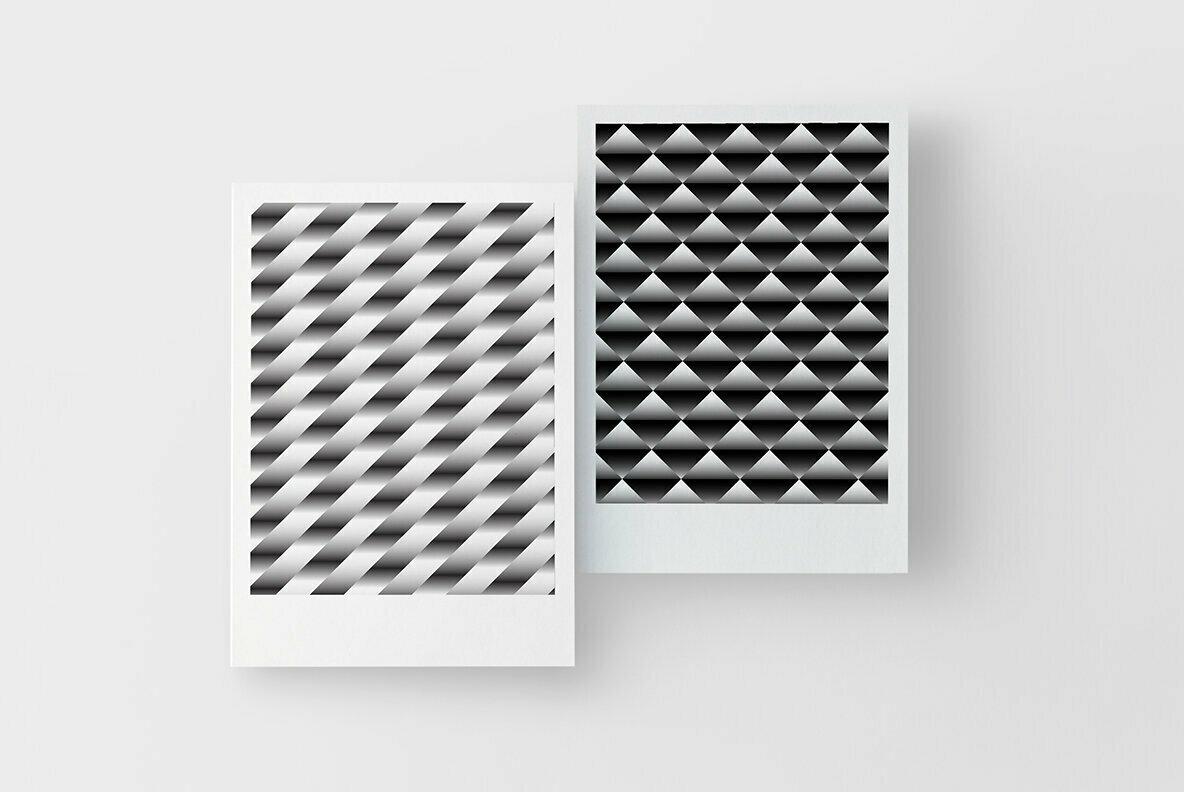 Gradient Tiles III