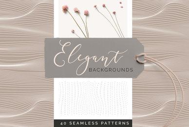 Elegant Background Patterns