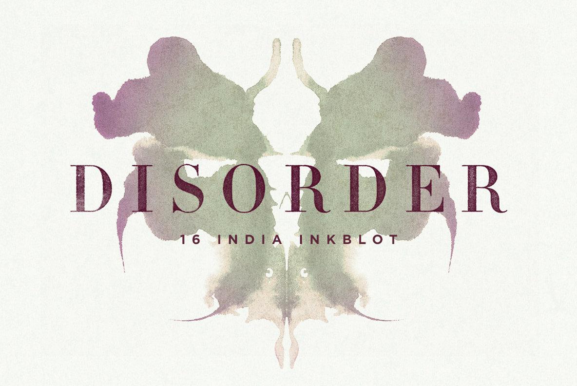 Disorder Inkblots