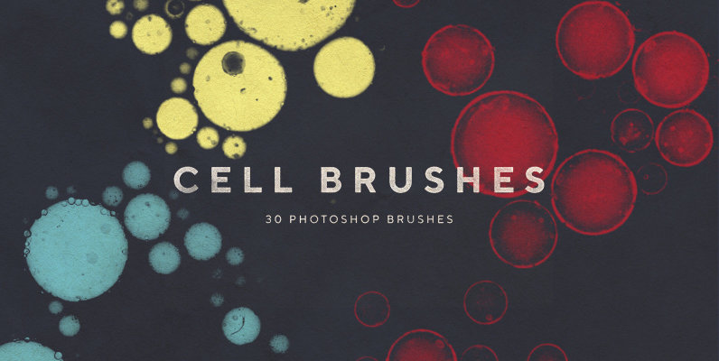 Photoshop Cell Brushes