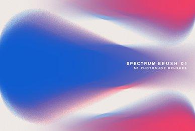 Spectrum Brush 01