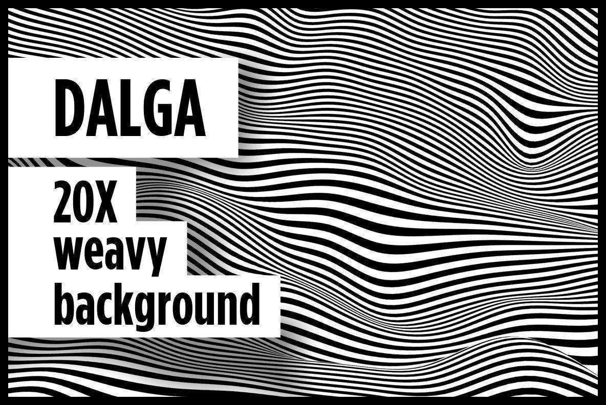 Dalga Weavy Backgrounds