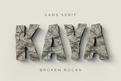 Kaya 3D Stone Type