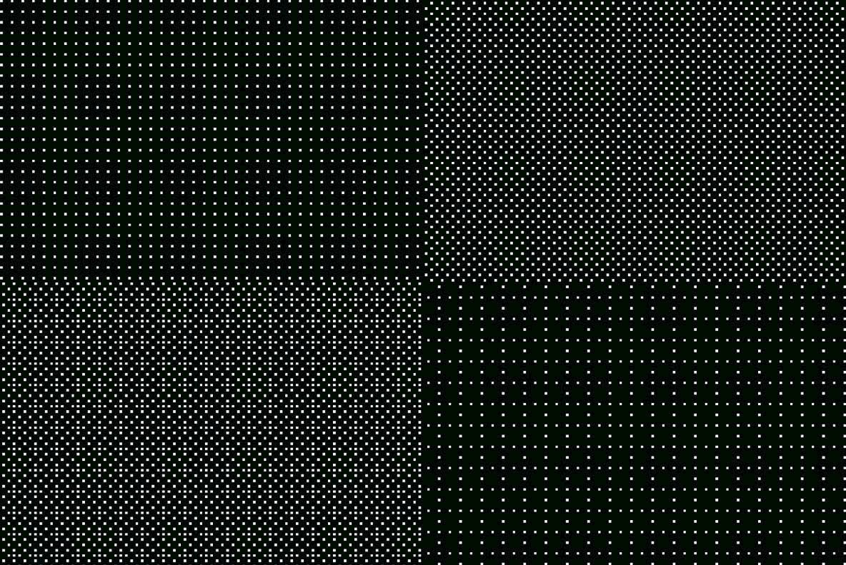 Dither   Gradient Pixel Patterns