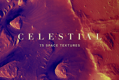 Celestial 75 Space Textures