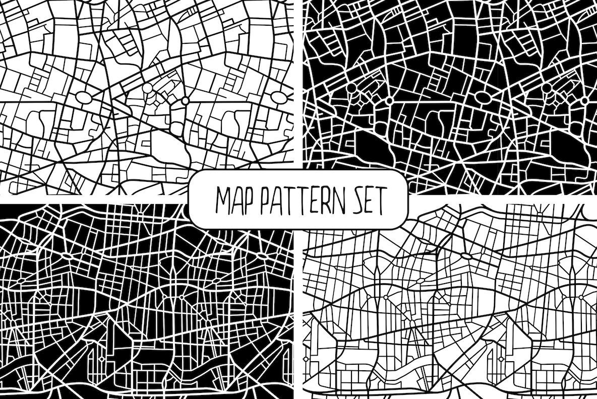 Map Pattern Set