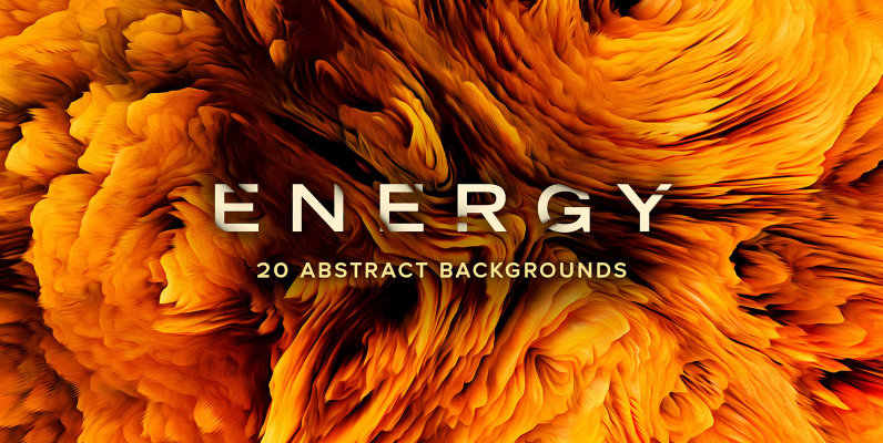 Energy  40 Abstract Backgrounds