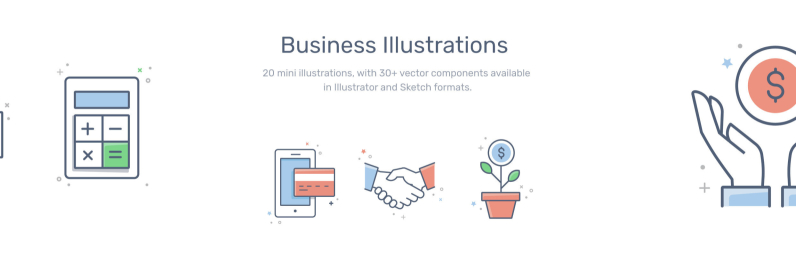 Business   Finance Illustrations