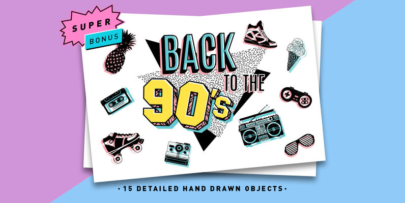 Back to the 90 s