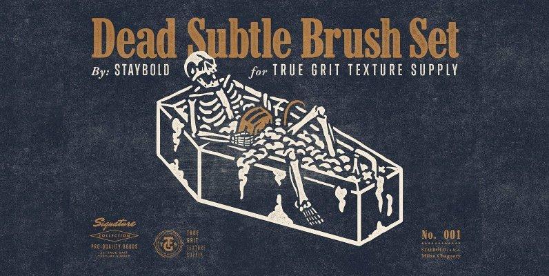 Dead Subtle Brush Set