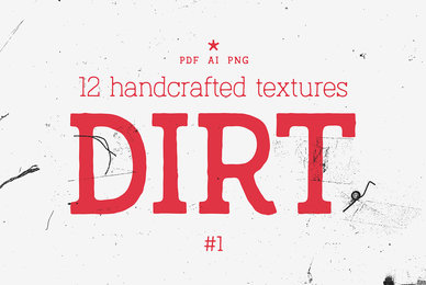 Dirt Vol 1 Texture Pack